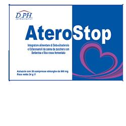 D.ph. Farmaceutici Dr. A.mosca Aterostop 30 Compresse