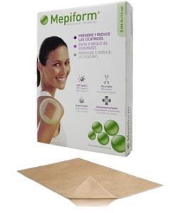 Molnlycke Health Care Mepiform Cicatrici 5x7 5 5pz