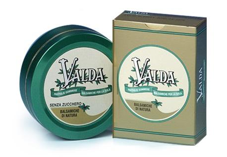 Perrigo Italia Valda Classiche Senza Zucchero 50 G