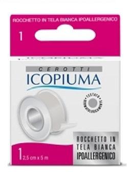 Desa Pharma Cerotto In Rocchetto Icopiuma Bianco TELA 2 5x500 Cm