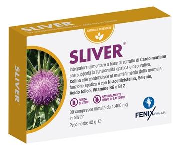 Fenix Pharma Soc.coop.p.a. Sliver 30 Compresse
