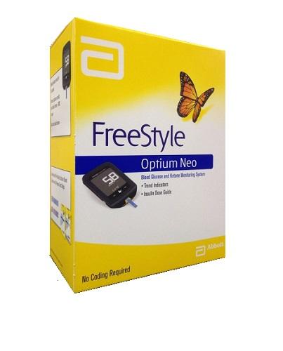 Abbott Diabetes Care Italia Glucometro Freestyle Optium Neo Misuratore 1 Pezzo