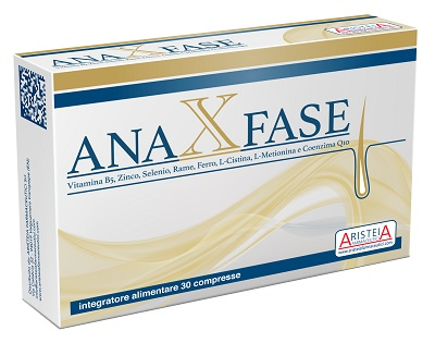 Aristeia Farmaceutici Anaxfase 30 Compresse