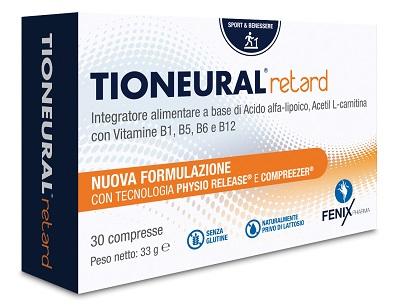 Fenix Pharma Soc.coop.p.a. Tioneural Retard 30 Compresse