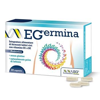 Egermina 20 Capsule 325 Mg
