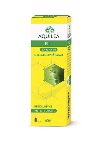Uriach Italy Aquilea Flu Spray Nasale 15 Ml