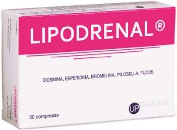 Up Pharma Lipodrenal 30 Compresse