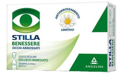 Angelini Stilla Benessere 10 Ampolle 0,5 Ml
