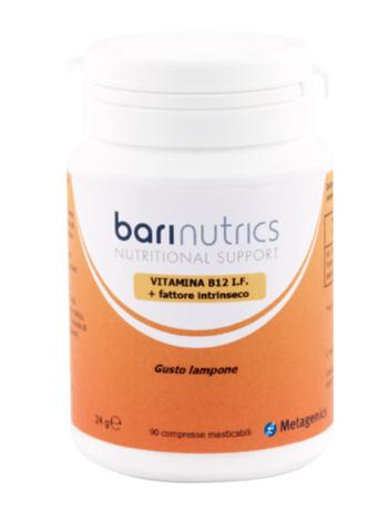 Metagenics Belgium Bvba Barinutrics Vitamine B12 If Ita 90 Compresse