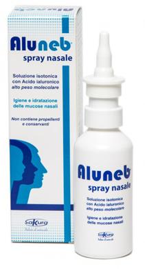 Sakura Italia Aluneb Soluzione Isotonica Spray Nasale 50 Ml