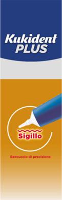 Procter e Gamble Kukident Sigillo 75 G Maxi Convenienza