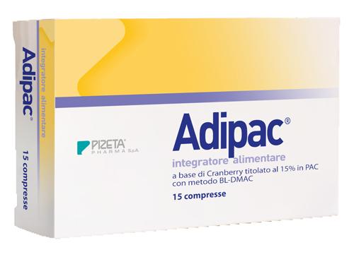 Pizeta Pharma Adipac Compresse