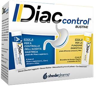Shedir Pharma  Unipersonale Diac Control 20 Bustine 30 G