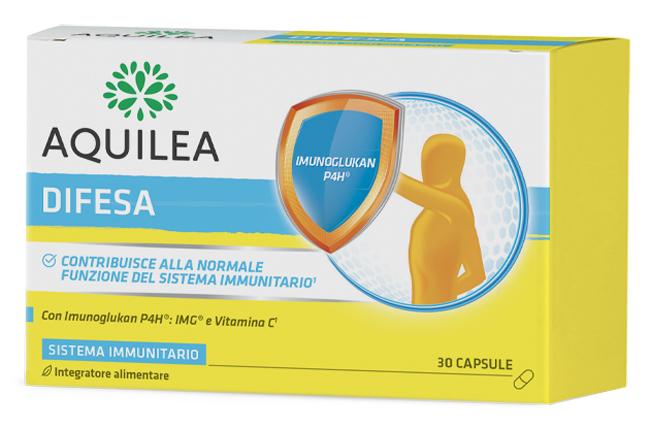 Uriach Italy Aquilea Difesa 30 Capsule