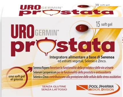 Pool Pharma Urogermin Prostata 15 Softgel