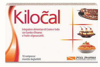 Pool Pharma Kilocal 10 Compresse 8,4 G