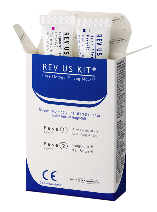 Rev Pharmabio Rev Us Kit Smalto Fase 1 15 Ml Smalto Fase 2 15 Ml