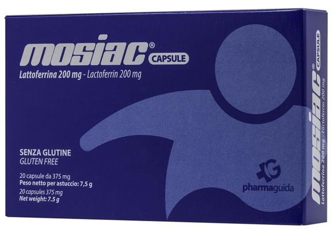 Pharmaguida Mosiac 20 Capsule