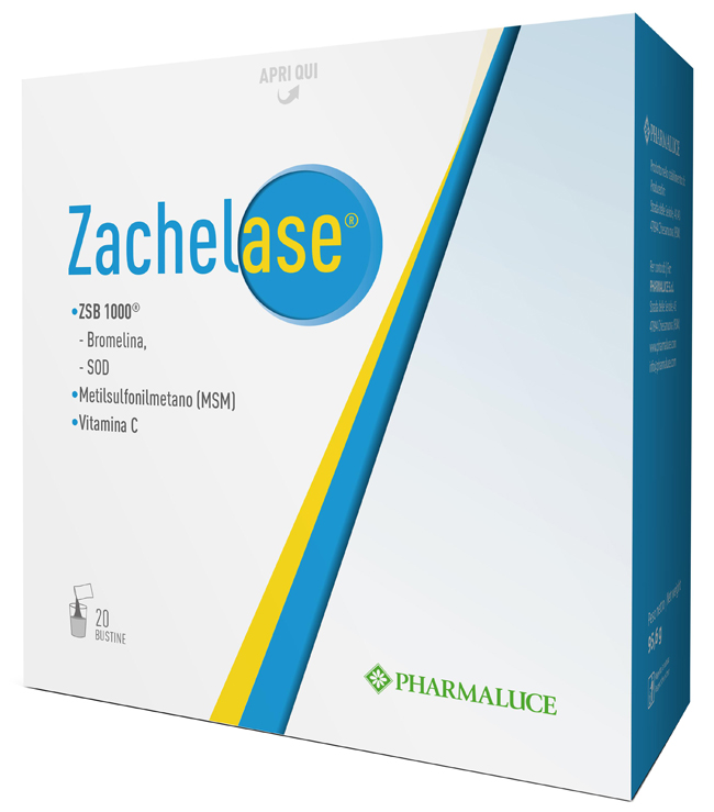 Pharmaluce Zachelase 20 Bustine