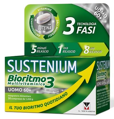 A.menarini Ind.farm.riun. Sustenium Bioritmo3 Uomo 60 30 Compresse