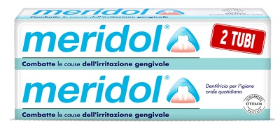 Colgate palmolive Commerc. Meridol Dentifricio Bitubo 75 Ml X 2 CONFEZIONI !!!