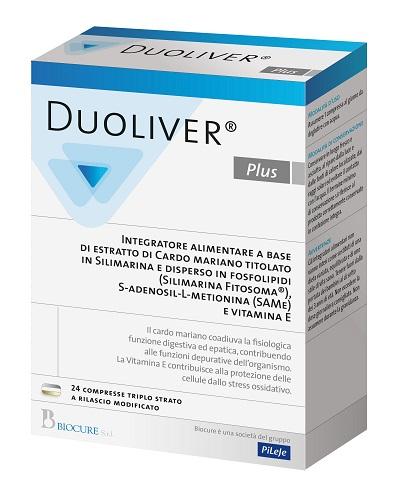 Biocure Duoliver Plus 24 Compresse
