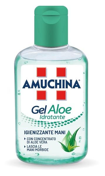 Angelini Amuchina Gel Aloe 80 Ml *** NO COVID ***