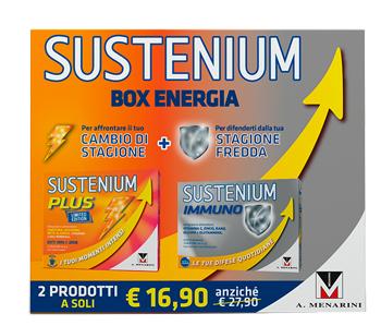 A.menarini Ind.farm.riun. Sustenium Box Energia 2019 26 Bustine