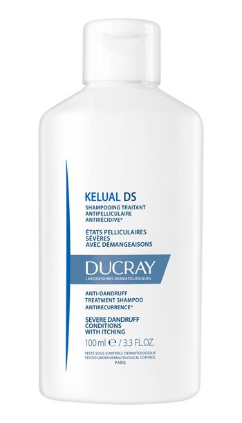Ducray (pierre Fabre It.) Kelual Ds Shampoo 100 Ml Ducray