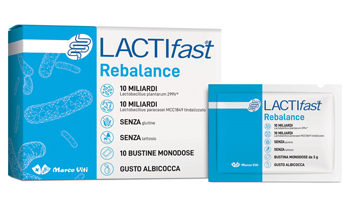 Marco Viti Farmaceutici Lactifast 10 Bustine