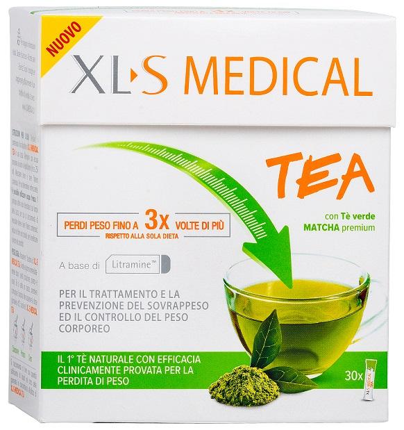 Perrigo Italia Xls Medical Tea 30 Stick