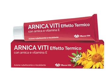 Marco Viti Farmaceutici Viti Crema Arnica Effetto Termico 100 Ml