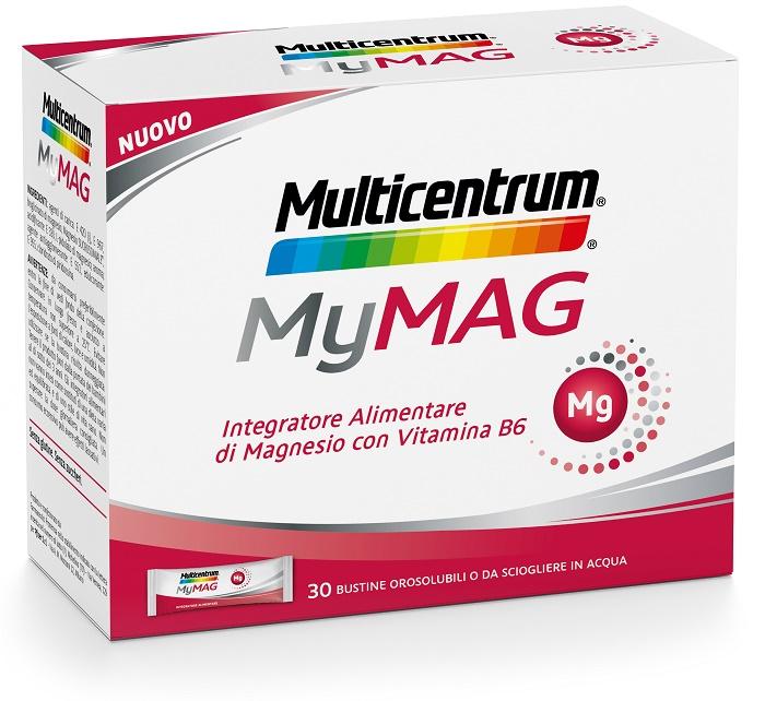 Glaxosmithkline C.health. Multicentrum Mymag 30 Bustine