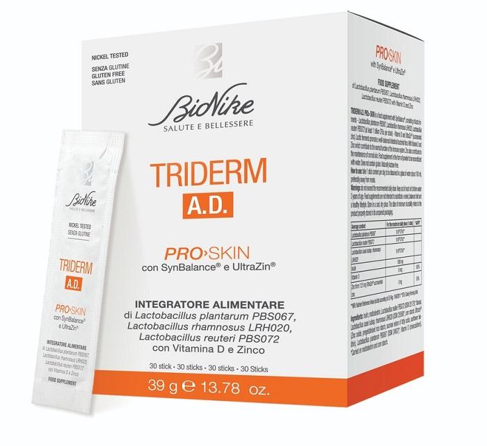I.c.i.m. (bionike) Internation Triderm Atopic Dermatitis Pro Skin 30 Stick