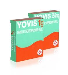 Yovis 250 Mg Granulato Per Sospensione Orale 10 Bustine