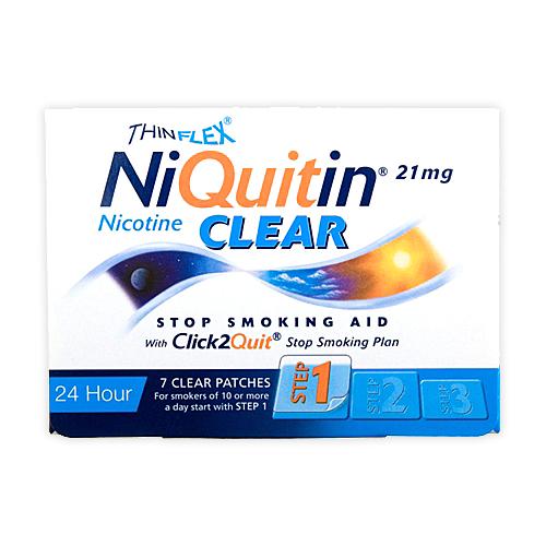 Niquitin 21 Mg/24 H Cerotti Transdermici 7 Cerotti In Bustine