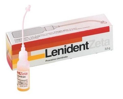 Lenident 2% Soluzione Dentale Flacone Da 6 Ml