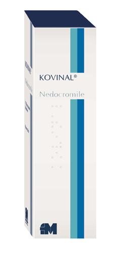 Kovinal 1% Spray Nasale, Soluzione 1 Flacone 30 Ml