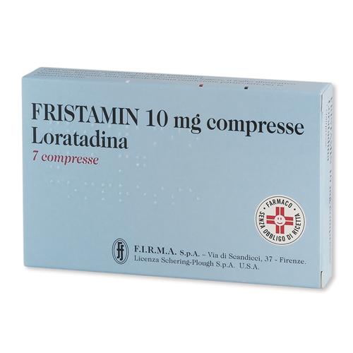 Fristamin 10 Mg Compresse 7 Compresse