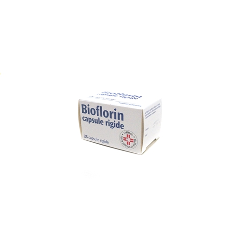 Bioflorin Capsule Rigide 25 Capsule