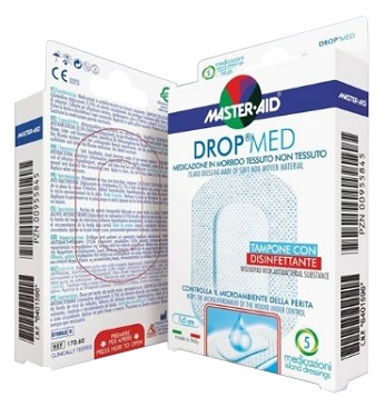 Pietrasanta Pharma M-aid Drop Med 10,5x18 5p