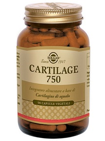 Solgar Cartilage 750 Integratore Alimentare 90 Capsule