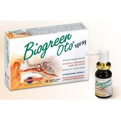 Euro-pharma Biogreen Oto Spray Ast 13ml