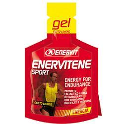 Enervit Enervitene Sport Gel Monodose Integratore Alimentare Limone 1 pezzo