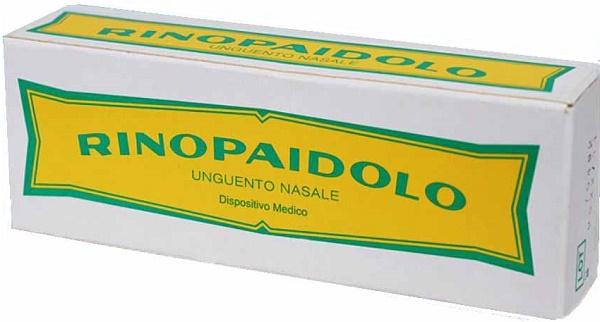 Deca Laboratorio Chimico Rinopaidolo Unguento Nasale Flacone 10g