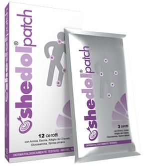Shedir Pharma Unipersonale Shedol Patch Cer 12pz