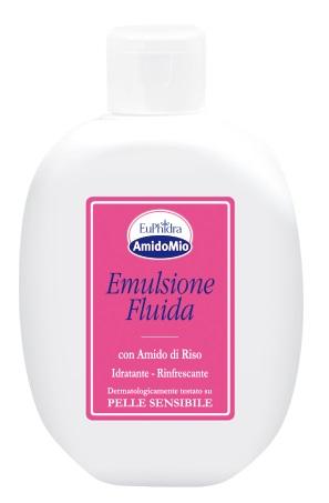 Euphidra Amidomio Emulsione Fluida Idratante Rinfrescante 200 ml