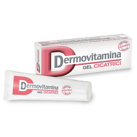 Pasquali Dermovitamina Gel Cicatrici 30 Ml
