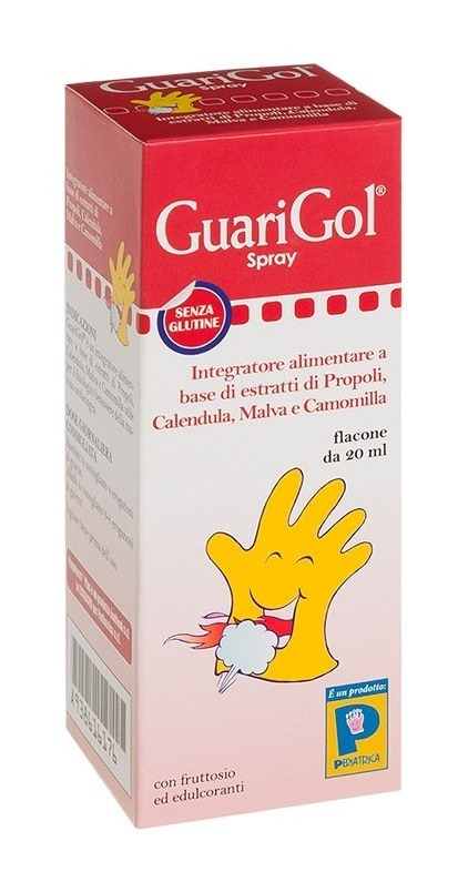 Pediatrica Guarigol Spray 20 Ml