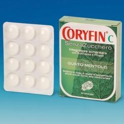 Sit Laboratorio Farmac. Coryfin C Senza Zucchero Mentolo 48 G